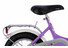 Puky ZL 12-1 kinderfiets 12 inch paars